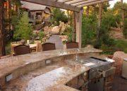 Outdoor Kitchens Designs
