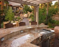Outdoor Kitchens Designs